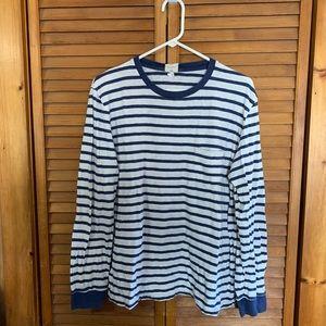 Ralph Lauren Striped Long Sleeve Tshirt